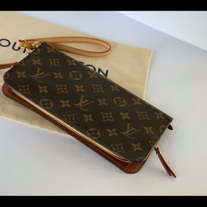Louis Vuitton Insolite Organizer Wallet/Clutch